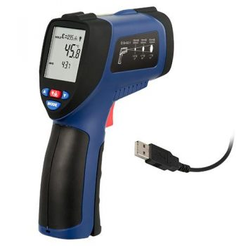 Infrared Thermometer with USB Interface PCE-890U