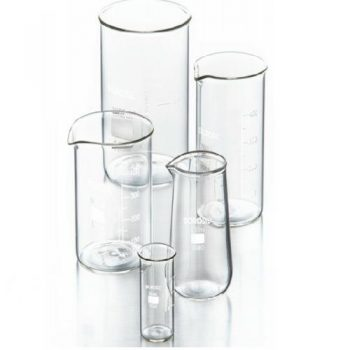 Beakers, Borosilicate glass 3.3, tall form
