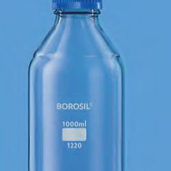 Bottle, Aspirator, with GL 45 Cap and tubulation