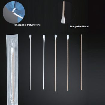 Cotton/Viscose Swabs,Applicator