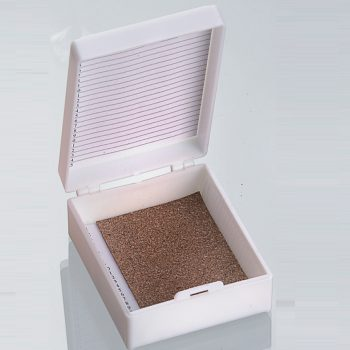 Storage Boxes for Slide Microscope,25 place