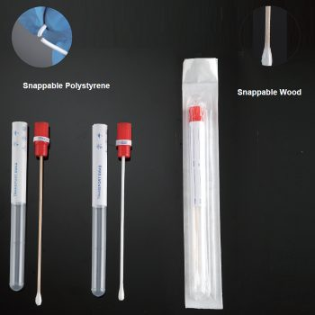 Transport Swabs, Without Medium