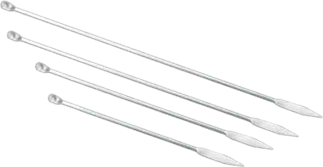 Stainless steel mirco spoon